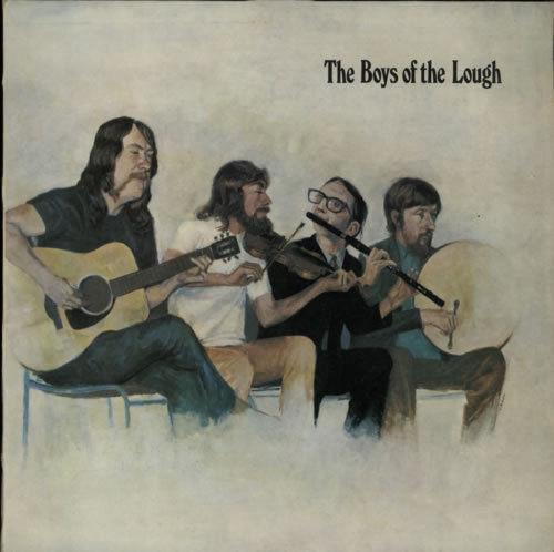 The Boys of the Lough - The Boys of the Lough (Vinyl-LP)