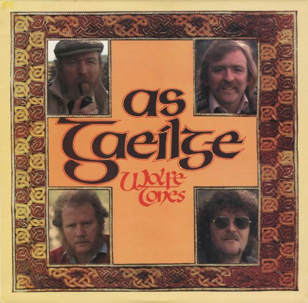 The Wolfe Tones – As Gaeilge (Vinyl-LP)