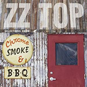 ZZ Top ‎– Chrome, Smoke & B·B·Q - The ZZ Top Box  ( 4 CDs)