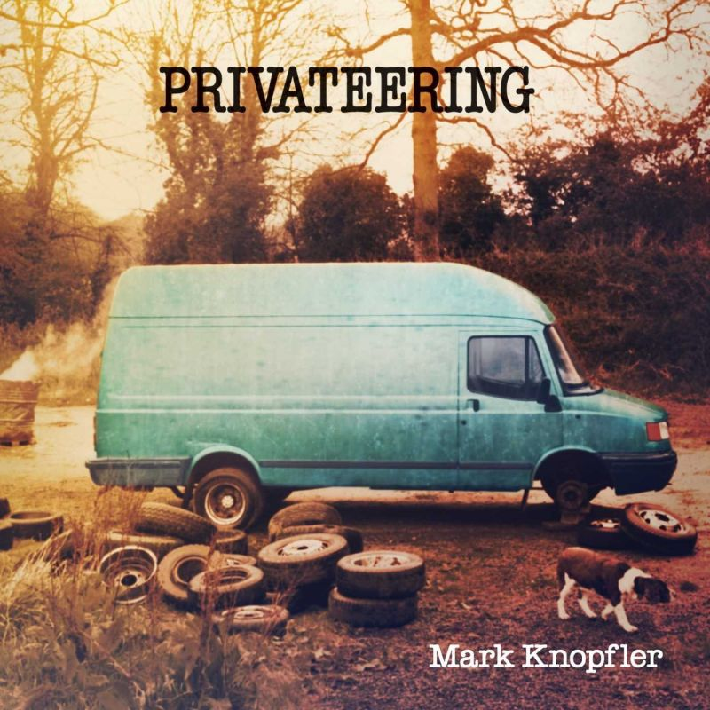 Mark Knopfler - Privateering (Limited Deluxe Edition)(3 CDs)