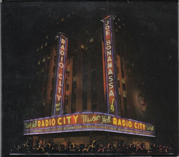 Joe Bonamassa – Live At Radio City Music Hall (CD & DVD)