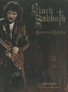 Black Sabbath - Masters Of Reality (4 DVD-Deluxe Edition + 116-seitiges Buch!) [Special Edition]