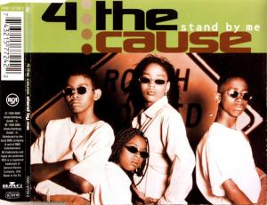 4 The Cause - Stand By Me [CD-Single]