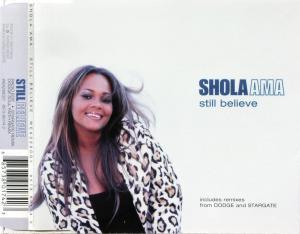 Ama, Shola - Still Believe [CD-Single]