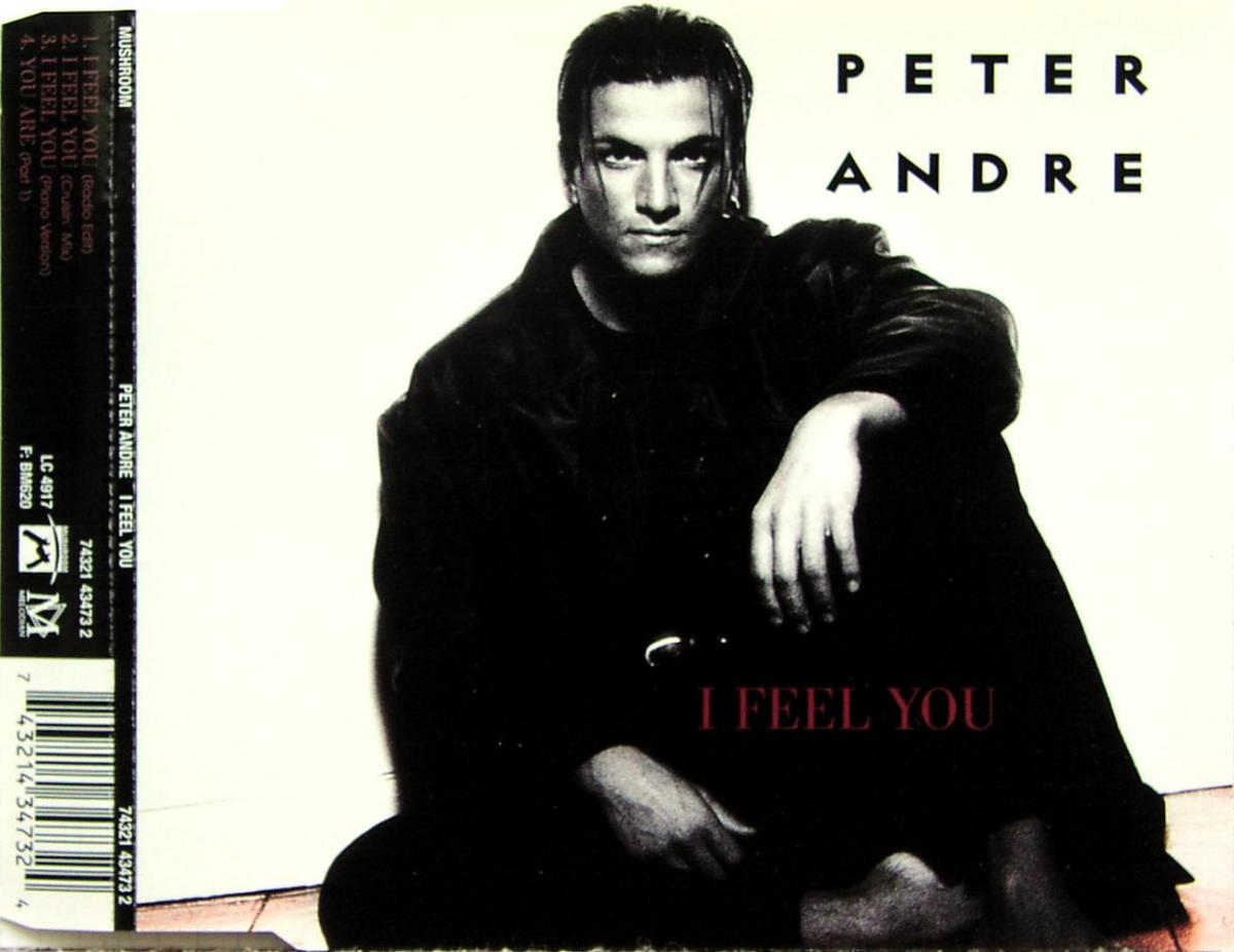 Andre, Peter - I Feel You [CD-Single]