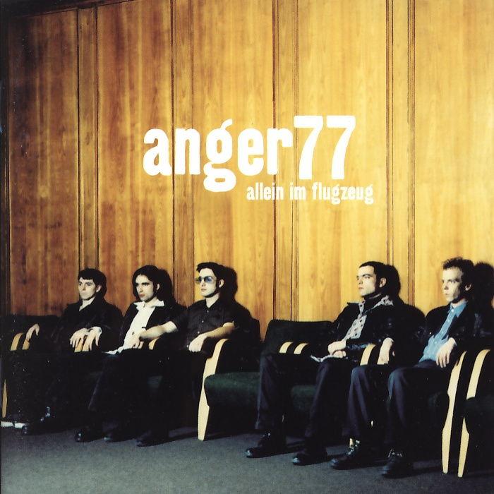 Anger 77 - Allein Im Flugzeug [CD] 0