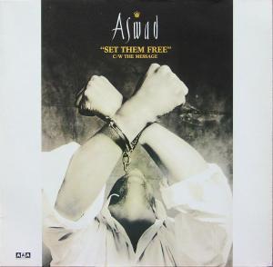"Aswad - Set Them Free [12"" Maxi]"