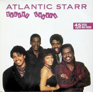 "Atlantic Starr - Secret Lovers [12"" Maxi]"