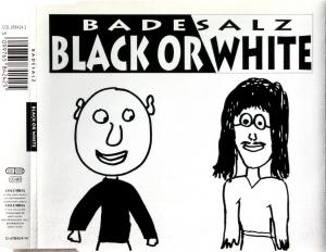 Badesalz - Black Or White [CD-Single]