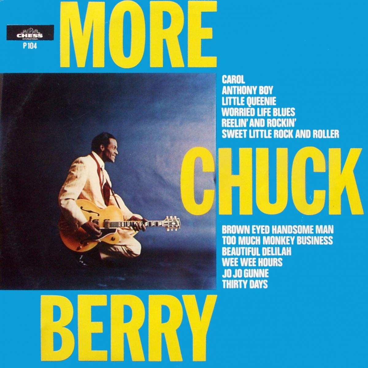 Berry, Chuck - More Chuck Berry [LP]