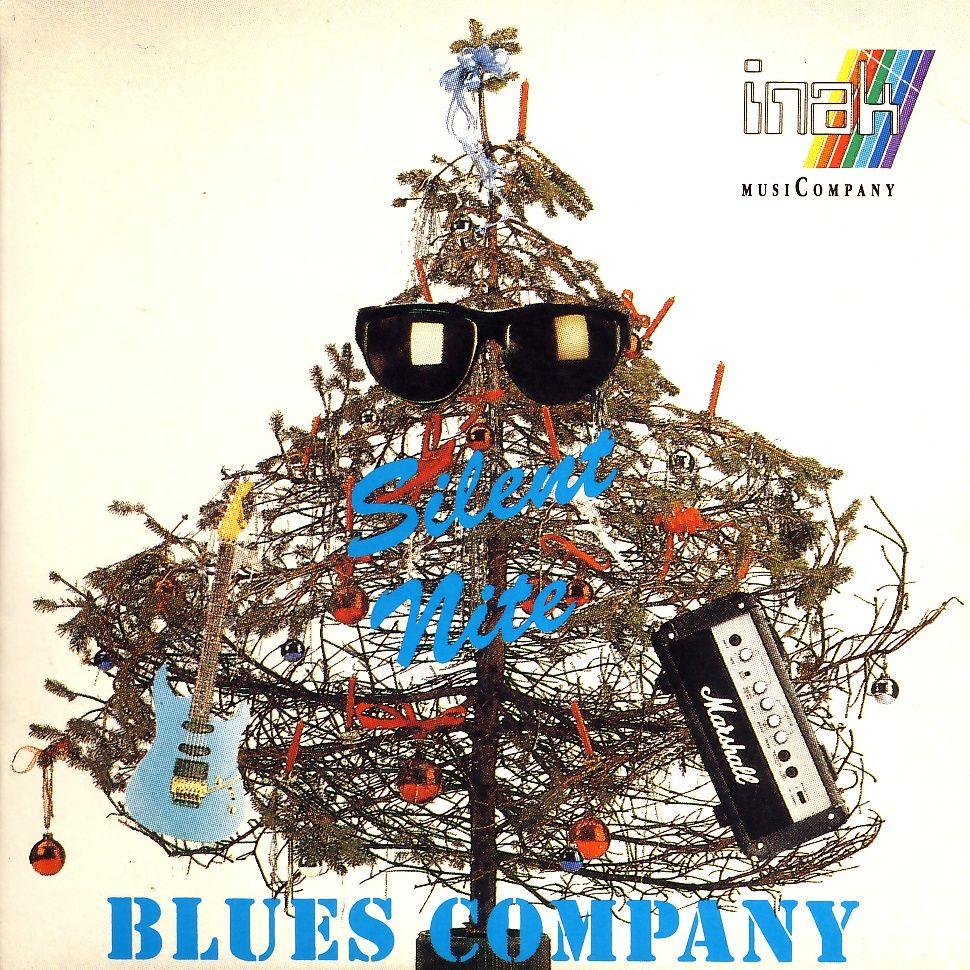 Blues Company - Silent Nite [CD-Single]