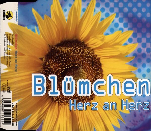 bl mchen herz an herz cd single nr 111850 oldthing. Black Bedroom Furniture Sets. Home Design Ideas