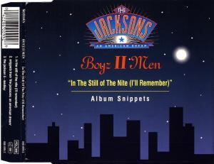 Boyz II Men - In The Still Of The Nite [CD-Single]