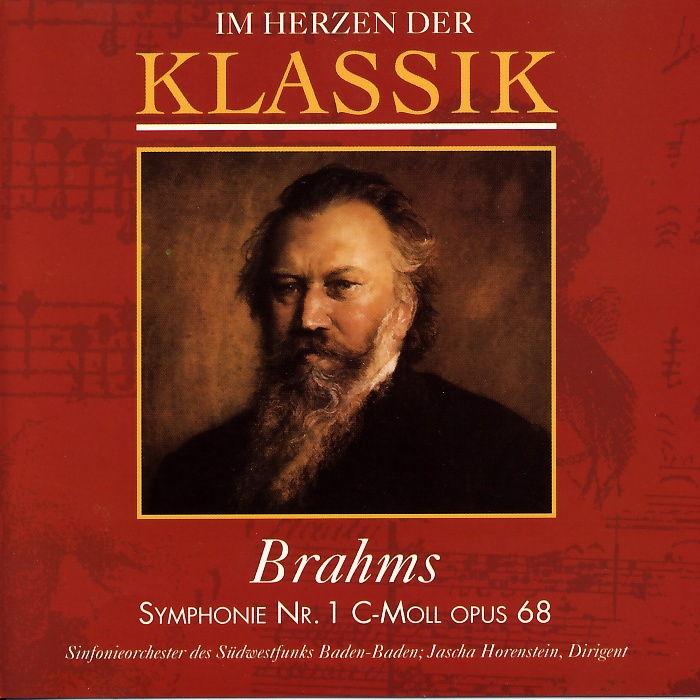 Brahms, Johannes - Symphonie Nr. 1 C-Moll Opus 68 [CD]
