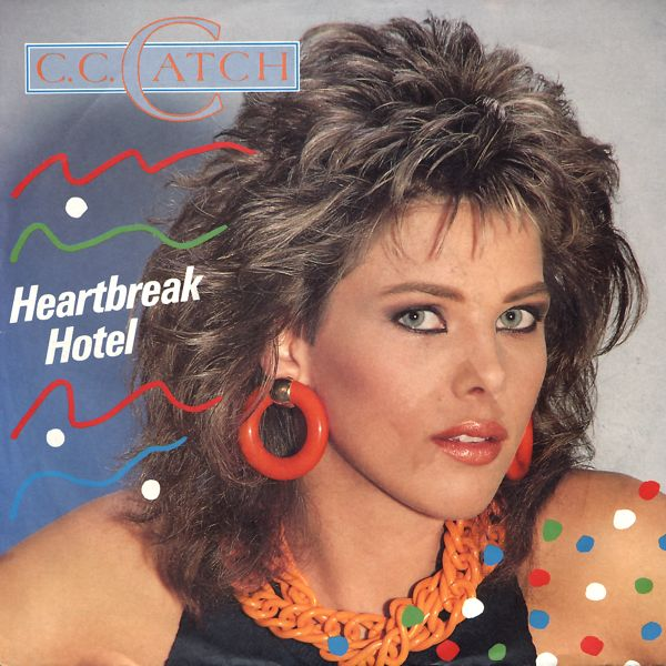 "Catch, C.C. - Heartbreak Hotel [7"" Single]"