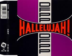 DFPP - Hallelujah [CD-Single]