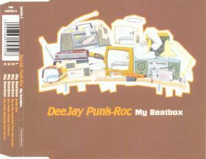 DeeJay Punk-Roc - My Beatbox [CD-Single]