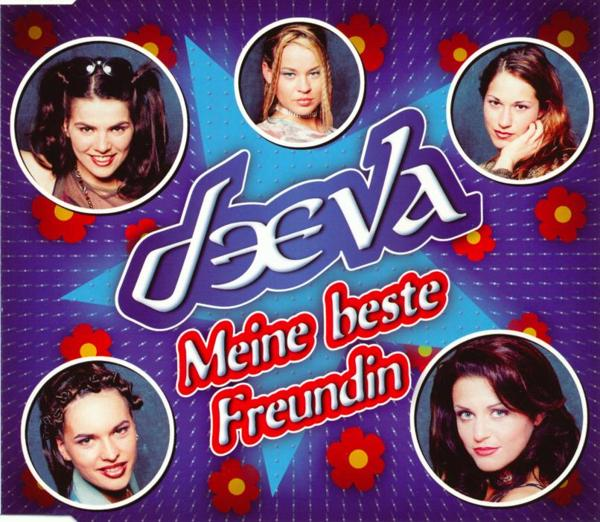 DeeVa - Meine Beste Freundin [CD-Single]