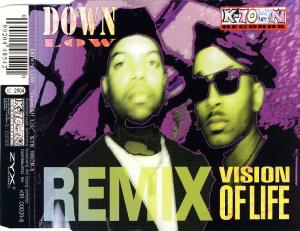 Down Low - Vision Of Life [CD-Single]