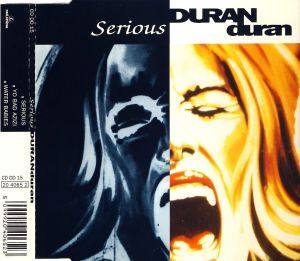 Duran Duran - Serious [CD-Single]