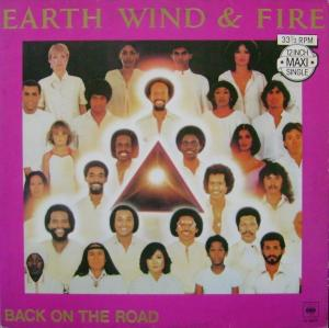"""Earth Wind & Fire - Back On The Road [12"""" Maxi]"""