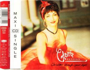 Estefan, Gloria - Christmas Through Your Eyes [CD-Single]