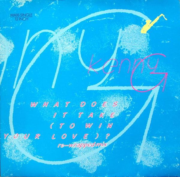 "G., Kenny - What Does It Take (To Win Your Love) [12"" Maxi]"