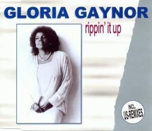 Gaynor, Gloria - Rippin' It Up [CD-Single]