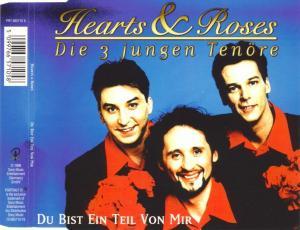 Hearts & Roses - Du Bist Ein Teil Von [CD-Single]