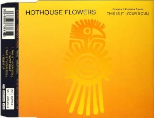Hothouse Flowers - This Is It (Your Soul) [CD-Single]