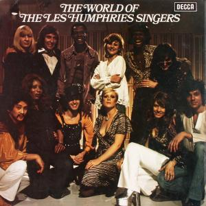 Humphries Singers, Les - The World Of The Les Humphries Singers [LP]