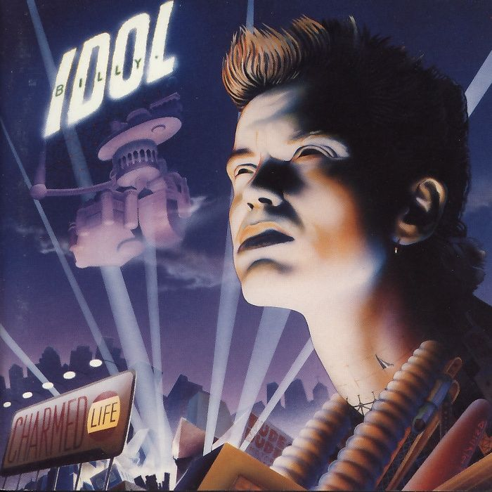 Idol, Billy - Charmed Life [CD]