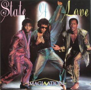 "Imagination - State Of Love [12"" Maxi]"