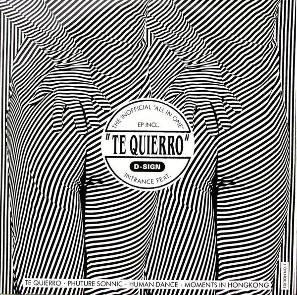 "Intrance feat. D-Sign - Te Quierro [12"" Maxi]"