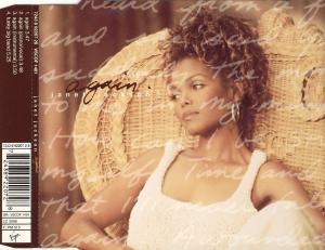 Jackson, Janet - Again [CD-Single]