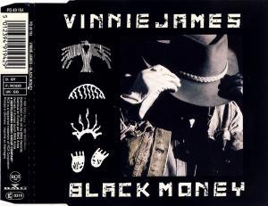James, Vinnie - Black Money [CD-Single]