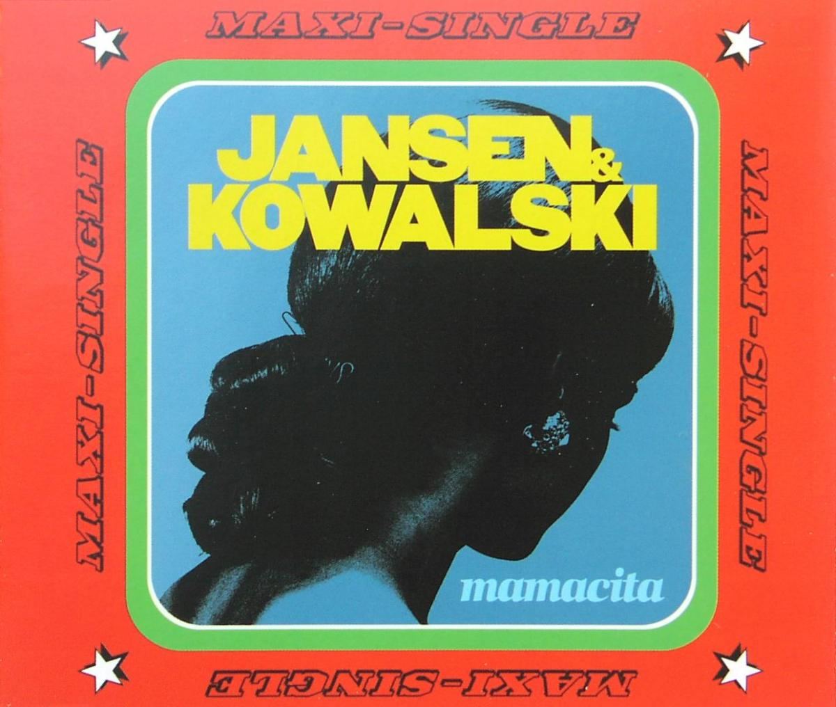 Jansen & Kowalski - Mamacita [CD-Single]