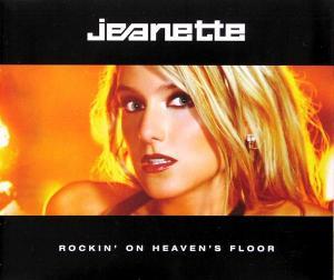 Jeanette - Rockin' On Heaven's Floor [CD-Single]