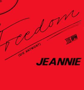 """Jeannie - Freedom [12"""" Maxi]"""