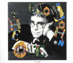 John, Elton - The One [CD-Single]