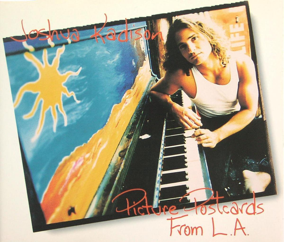 Kadison, Joshua - Picture Postcards From L.A. [CD-Single]