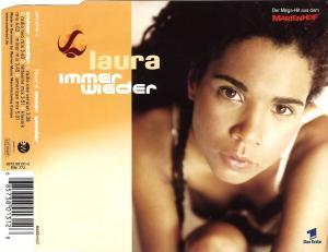 Laura - Immer Wieder [CD-Single]