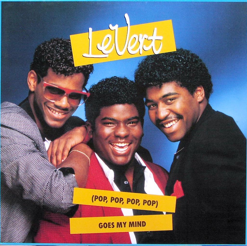 "LeVert - (Pop, Pop, Pop, Pop) Goes My Mind [12"" Maxi]"