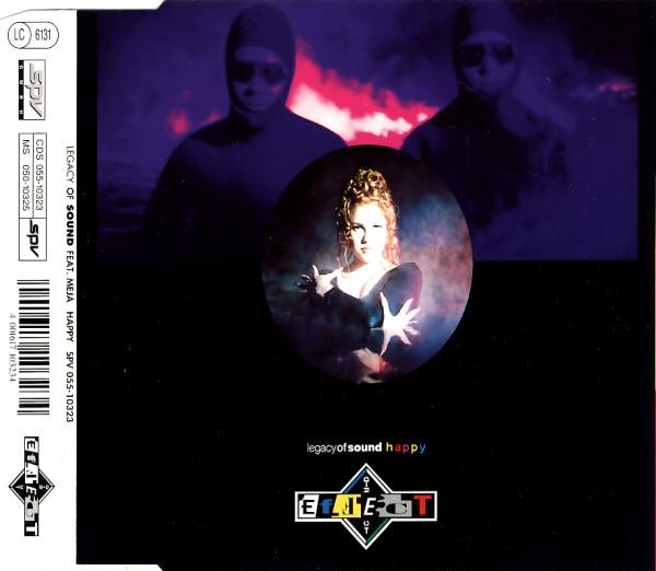 Legacy Of Sound - Happy [CD-Single]