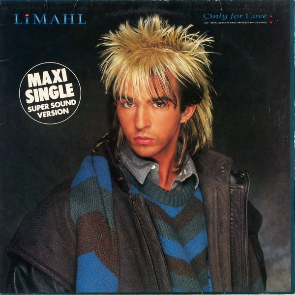 """Limahl - Only For Love [12"""" Maxi]"""