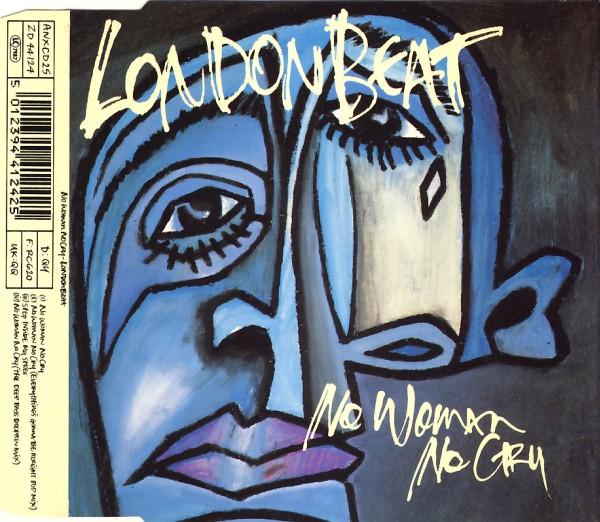 Londonbeat - No Woman No Cry [CD-Single]