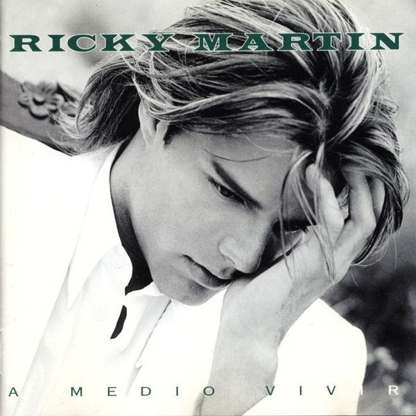Martin, Ricky - A Medio Vivir [CD]