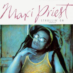"Maxi Priest - Strollin' On [12"" Maxi]"