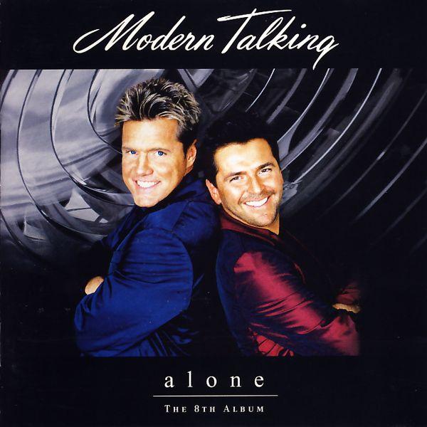 Modern Talking - Alone (The 8th Album) [CD]