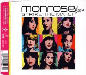 Monrose - Strike The Match [CD-Single]